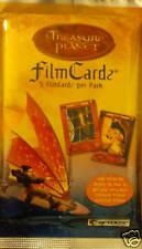 DISNEYS (TREASURE PLANET ) FILM CARDZ BOOSTER PACK