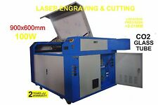 CO2 lasergravier Machine ENGRAVING laser-gravure sculpter 100W 900x600MM top