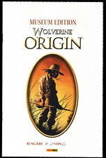 German Wolverine Origin Museum Edition Publisher Proof + COA X-Men LOGAN X-23 NM