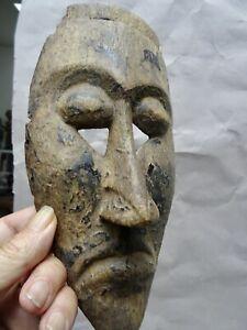 Mask Hudock Borneo Their Indonesue