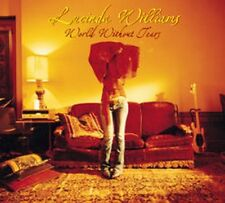 Lucinda Williams - World Without Tears (NEW CD)