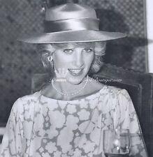 Princess Diana Photo Ottawa Canada 1983