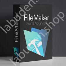 FileMaker Pro 18 Advanced ✅ Full Version ✅ Windows ✅ License Key