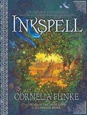 Inkheart Trilogy: Inkspell Bk. 2 by Cornelia Funke (2005, Hardcover)