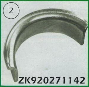 KAWASAKI Z750 Z1300 - 1 demi-lune d'échappement - ZK920271142