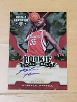 2015 Totally Certified Montrezl Harrell RC Auto 10/25 CAMO SSP Autograph Rookie
