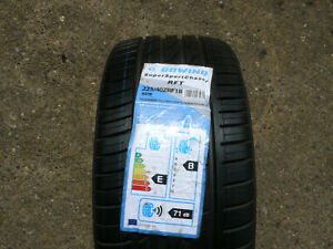 RUNFLAT TYRE GOWIND SUPER SPORT CHASER 225 40 18 88W DOT 0318