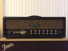 Mesa Boogie Dual Rectifier Tremoverb 100 Watt Head