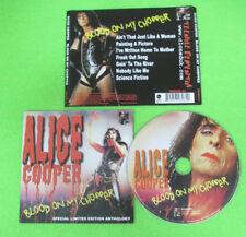 CD ALICE COOPER Blood On My Chopper 2000 Uk TEENAGE DEMENTI no lp dvd vhs (XS12)