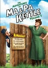 Adventures of MA & PA Kettle 1 - Comedy Video DVD