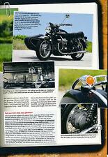 Moto Guzzi V7 850 GT Gespann - Erfahrungen