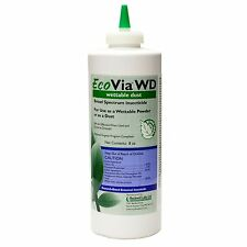 EcoVia Wd 8 oz. Botanical Insecticide Dust or Wettable Powder Kills All Insects