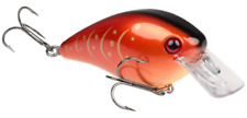 "Strike King KVD Sq Bill 2.5 ""Rayburn Red Craw"""