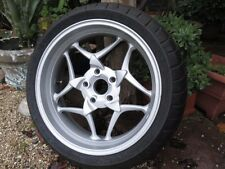 BMW R1200 ST MOTORCYCLE REAR WHEEL/RIM 17 X 5.50 PART NR,7667388 OEM USED PARTS
