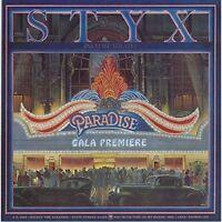 REMASTER STYX Paradise Theatre JAPAN MINI LP SHM CD