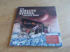 ROLLING STONES Havana Moon BOX SET  (BLU-RAY/DVD + 2XCD) - BRAND NEW, SEALED