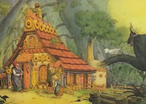 Postkarte: Oberdieck - Hänsel u. Gretel / Märchen