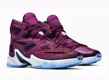 "9f339f14603  200 Nike LeBron XIII ""Written In The Stars"" Men s Size 13 807219-500"