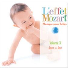 L'Effet / Mozart / C - Musique Pour Bebes 3: Jour=Jeu [New CD]