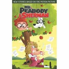 Mr. Peabody & Sherman Fisch, Sholly Good Book