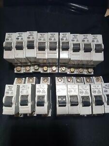 WYLEX SK STOTZ MCB HYB05 HB10 HB15 HB30 5A 10A 15A 30A  TYPE 1