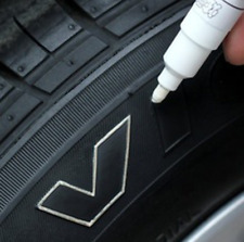 101934 WEISS Reifenstift  2 Stück Reifenmarkierungsstift Marker für MAZDA