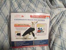 NIP THERAPY JACKET DOG CAT injury/age THUNDER? hot/cold pack +XTRA Sz XS Orig$36