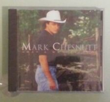 mark chesnutt  WHAT A WAY TO LIVE  CD NEW   bmg direct edition