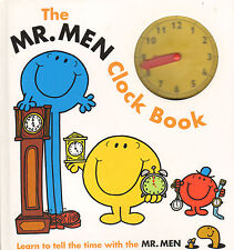 The Mr. Men Clock Book: Aprender a Dile The Time con The Mr. Men 1405210915