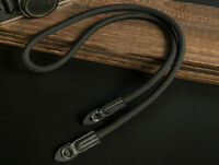 Mountain Rope style Camera Strap for DSLR ILCE PRO in Black (UK Stock) NEW