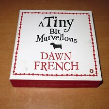 A TINY BIT MARVELLOUS - DAWN FRENCH ( AUDIO CD , 8 DISCS SET )