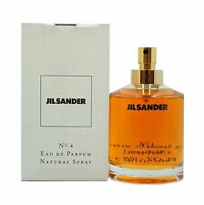 NO 4 BY JIL SANDER EAU DE PARFUM NATURAL SPRAY 100 ML/3.4 FL.OZ. (T)