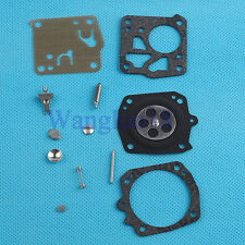 Carburetor Carb Kit Fit Husqvarna Chainsaw Tillotson RK-23HS 266 268 272 281 288