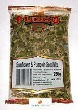 SUNFLOWER & PUMPKIN SEED MIX - FUDCO - 250g