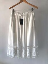 COUNTRY ROAD [CR LOVE] NEW! [SZ 10,12,14] embroidered hem detail skirt S,M,L