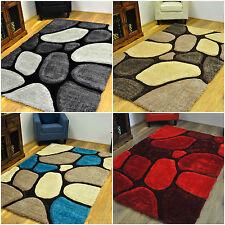 Gepunktete Wohnraum-Teppiche aus Polyester