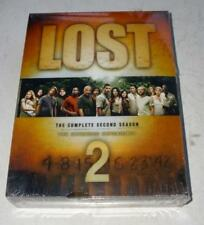 LOST - THE COMPLETE 2ND SEASON -THE EXTENDED EXPERIENCE BRAND NEW SEALED 7DVDS