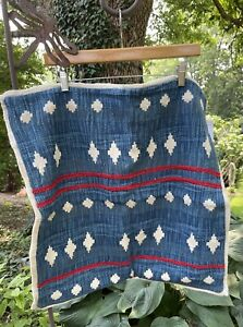 "Villa Classic Home Pillow Cover Case NE Estella Paris Blue Red 22"" x 22"""