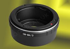 Olympus Lens to Olympus Micro Four Thirds OM-m4/3 m 4/3 mount adapter ring MF-2