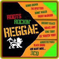 Various Artists - Roots Rockin Reggae / Various [New CD] UK - Import