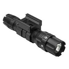 NcStar VATFLBGM LED 3W 250 Lumen Pro Series Green Flashlight w/ Rail Mount