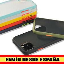 Funda silicona colores Iphone 6 6S 7 8 Plus X XS XS Max XR 11 Pro Max de España