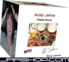 Platinum Samples Andy Johns Classic Drums for BFD eDelivery JRR Shop