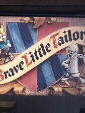 Disney's Brave Little Tailor 16mm cartoon