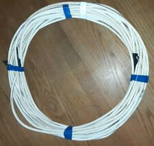 1' BY THE FOOT THHN THWN 4 AWG GAUGE WHITE COPPER WIRE