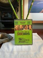 Sideways (2004) - DVD Movie - Comedy - Paul Giamatti - Thomas Haden Church - NEW