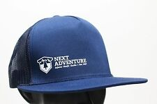 NEXT ADVENTURE - INFORM OUTFIT EXCITE - ADJUSTABLE SNAPBACK BALL CAP HAT!