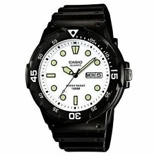 Casio Plastic Case Round Wristwatches