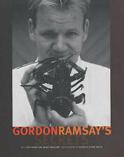 1st Edition Gordon Ramsay Food and Drink Books