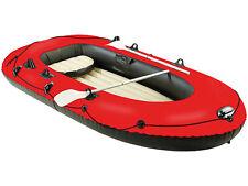 Profi Paddelboot salzwasserfest + 2 Paddeln + Pumpe für 3 Personen Schlauchboot